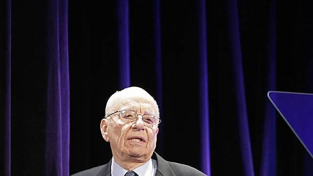 Medienmogul Rupert Murdoch