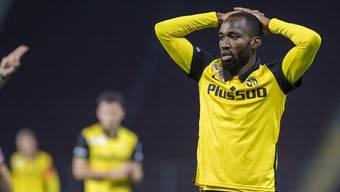 Keine Champions League für Nicolas Moumi Ngamaleu und YB in dieser Saison. Wieder nicht.