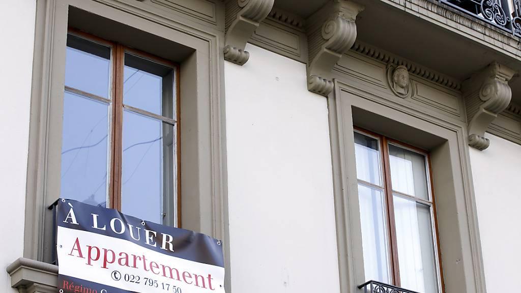 Referenzzinssatz für Wohnungsmieten bleibt bei 1,25 Prozent