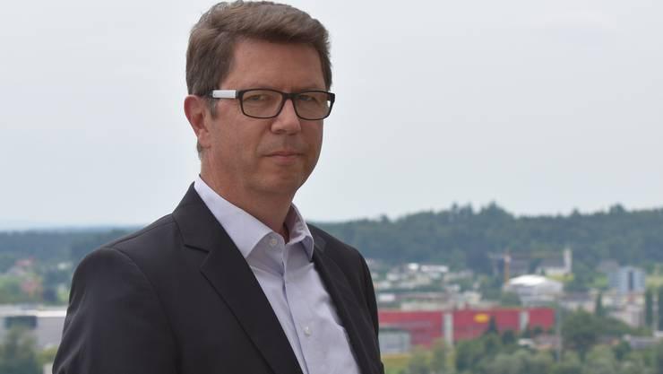 Hans Peter Neuenschwander muss als Direktor stets den Überblick behalten und Ruhe bewahren.