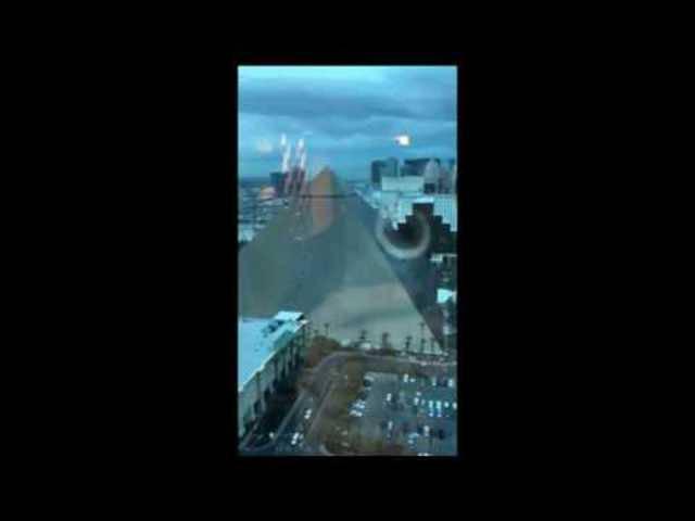 Jeff Bridges und seine Frau haben in Zimmer 135 im 32. Stock des Mandalay Bay übernachtet.