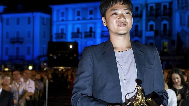 """Sein Drama """"A Land Imagined"""" überzeugte zwar nicht alle Zuschauer und Kritiker, dafür die Jury: Siew Hua Yeo aus Singapur erhielt am 71. Filmfestival in Locarno den Goldenen Leoparden."""