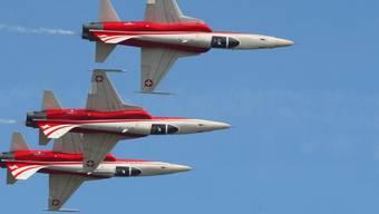 Solche Kampfjets vom Typ F-5 Tiger will die US-Luftwaffe kaufen.