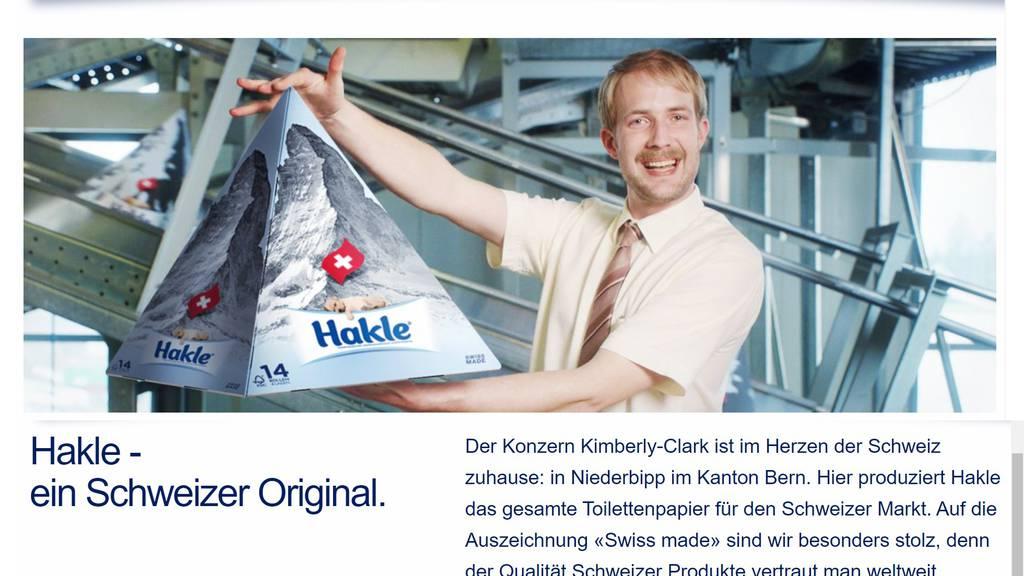 Hakle's Swissness schwindet durch den Umzug — welche Rolle spielt die Umwelt in Zukunft?