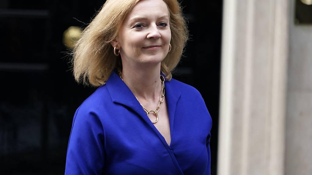 Britische Aussenministerin verteidigt Pakt mit USA und Australien