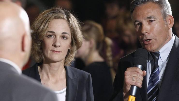 Wyss oder Amstutz: Wer gewinnt die Ständerats-Ersatzwahl?