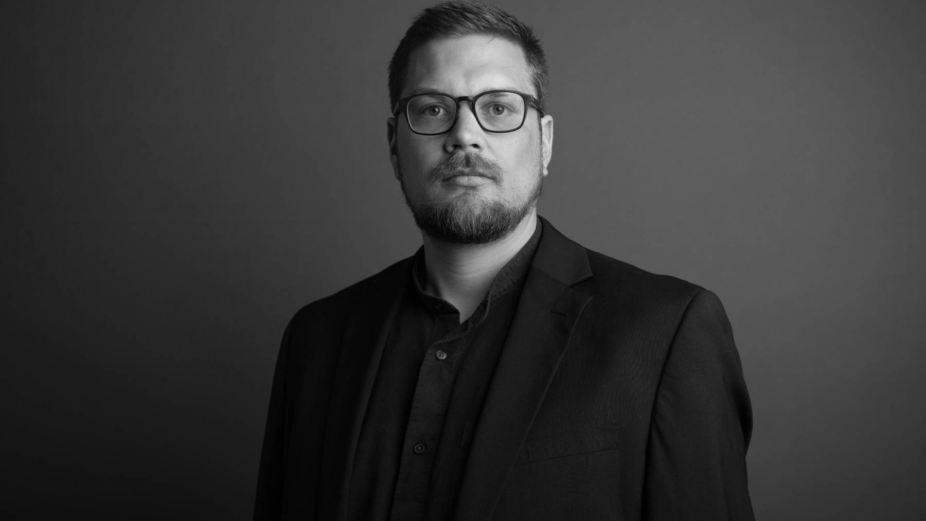Dominik Weingartner, Ressortleiter Kanton