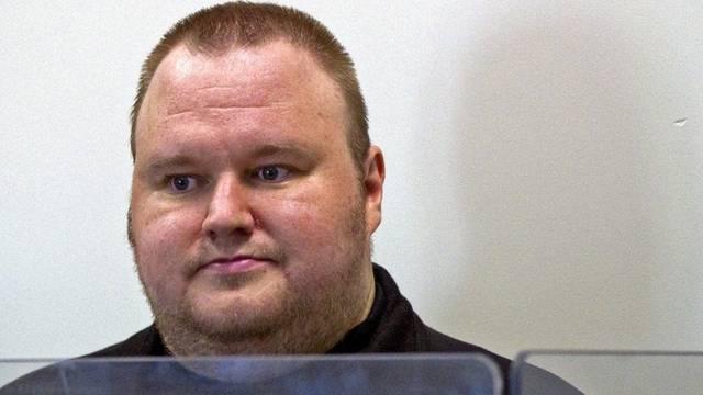 Kim Schmitz der Betreiber von Megaupload sitzt derweil in Haft (Archiv)