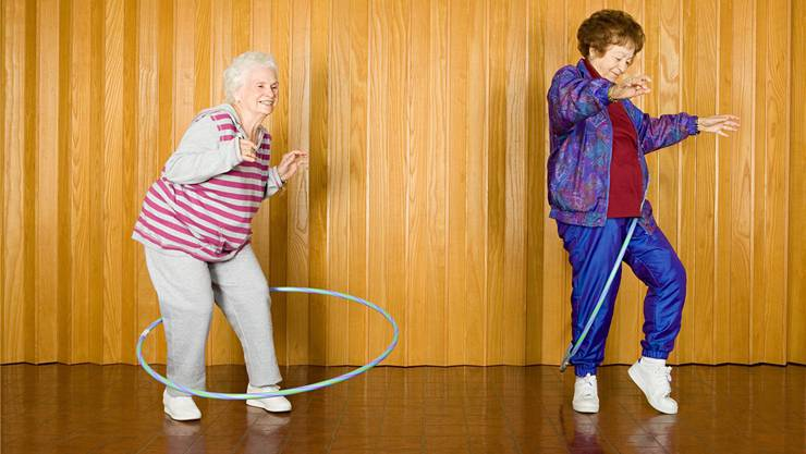 Studien zeigen, dass ältere Menschen sich deutlich jünger fühlen, als es ihrem Lebensalter entspricht.Thinkstock