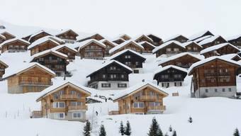 Ferienhäuser auf der Belalp im Wallis