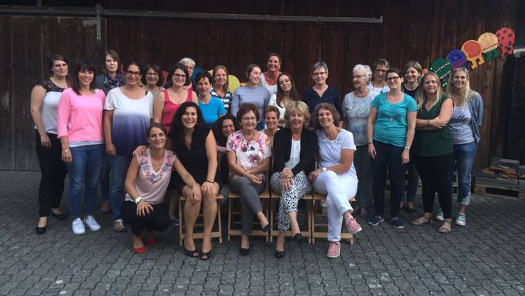 25 Jahre Volleyballclub Rothrist