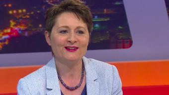 SVP-Regierungsrätin Franziska Roth über die fehlende Strategie in ihrem Departement.