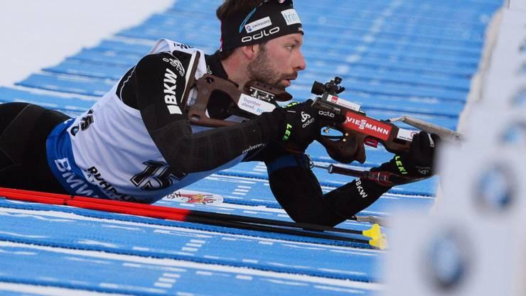 Serafin Wiestner überzeugte im WM-Sprint in Oslo mit Platz 11