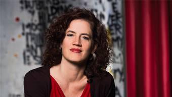 Christine Lötscher. Oscar Alessio/SRF