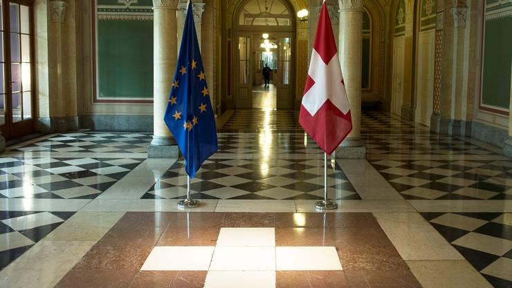 Unüberbrückbare Differenzen: Die EU ist offenbar weniger flexibel und pragmatisch, als es sich der Bundesrat gewünscht hat. peter schneider/keystone