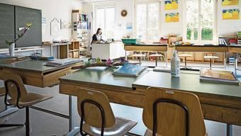 Ab Montag sind die Klassenzimmer wieder gefüllt. Im Aargau werden die Schülerinnen und Schüler wieder nach Stundenplan zur Schule gehen.
