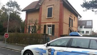 Mord in Aarau: 81-jährige Frau in Aarau mit mehreren Messerstichen umgebracht