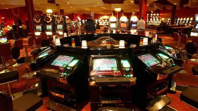 Das Casino bei der Eröffnung im Oktober 2003: M. wurde sogleich Stammgast und gemäss Staatsanwaltschaft spielsüchtig. Foto: Markus Stuecklin