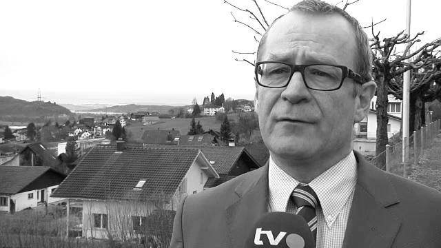 Markus Schwizer war während 27 Jahren Gemeindepräsident von Kaltbrunn.