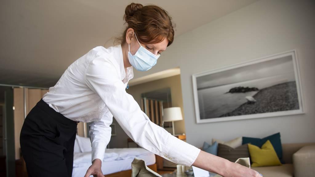 Hotel-Verband will nur Geimpfte reinlassen