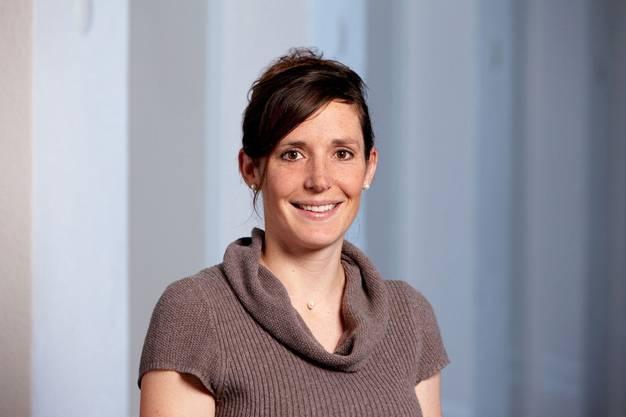 Mathematikerin Tanja Stadler der ETH.