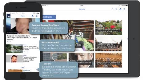 Die neue BT-App fürs Smartphone und Tablet.
