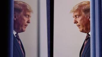 Welcher Trump ist der richtige? Die technologischen Spiegeltricks machen die Wahrheitsfindung schwer.