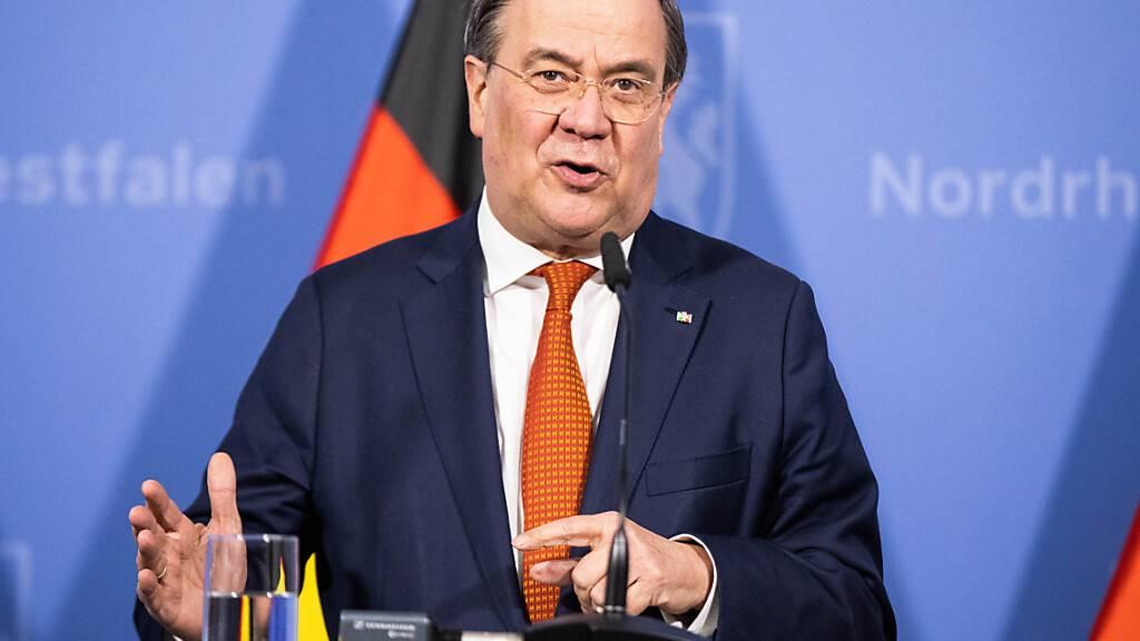 Deutschland: Laschet in Briefwahl als CDU-Vorsitzender bestätigt