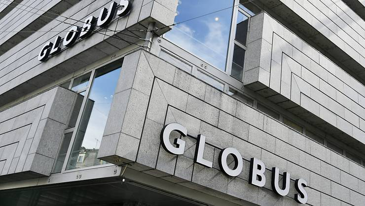 Wie die NZZ am Sonntag berichtet, sollen mehrere Globus-Filialen geschlossen werden – darunter auch die Filiale in Aarau. (Symbolbild: Globus-Filiale in Zürich)