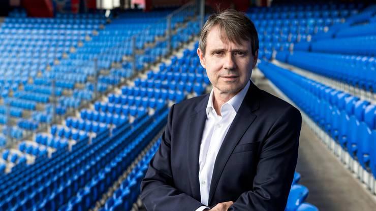 Bernhard Burgener ist derzeit noch Präsident des FC Basel.