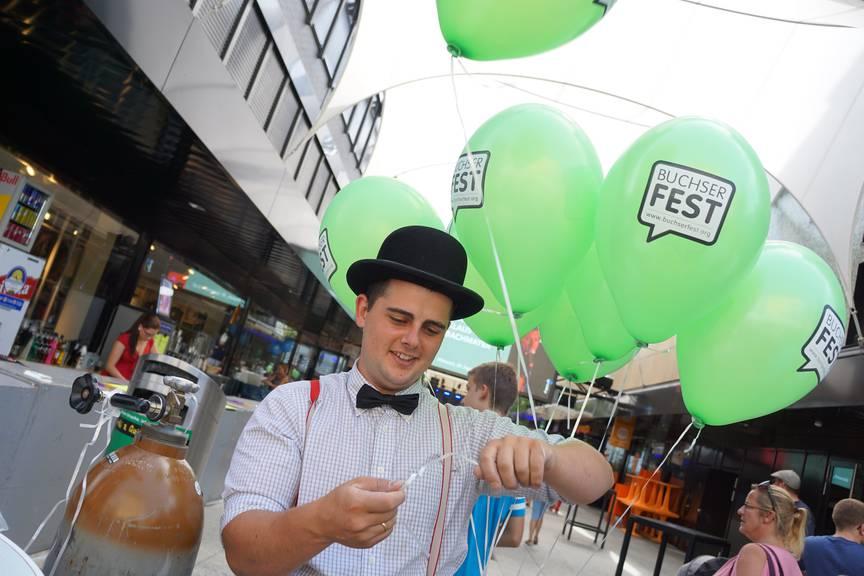 Das Buchser Fest findet am 24. August statt. (Bild: pd)