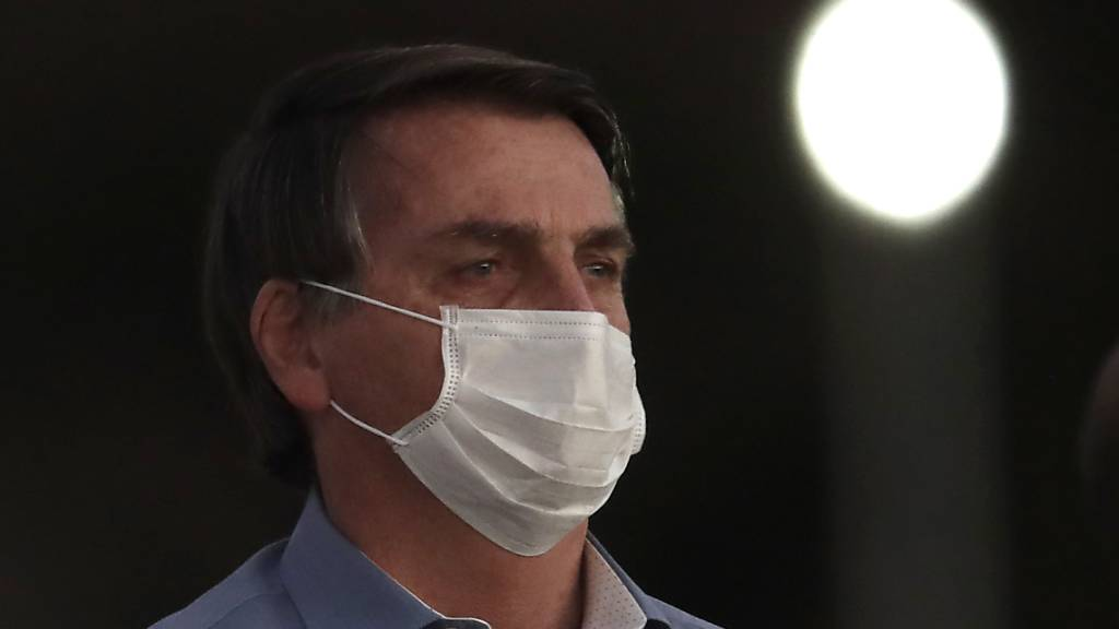 Brasiliens Präsident Bolsonaro negativ auf Coronavirus getestet