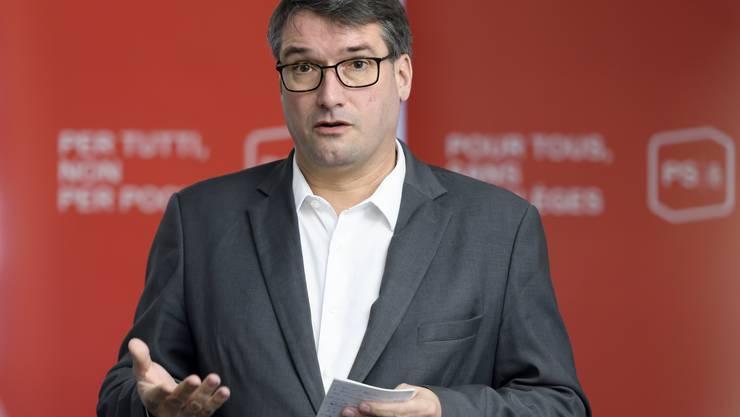 Christian Levrat will in seinem Kanton ein weiteres politisches Amt übernehmen.