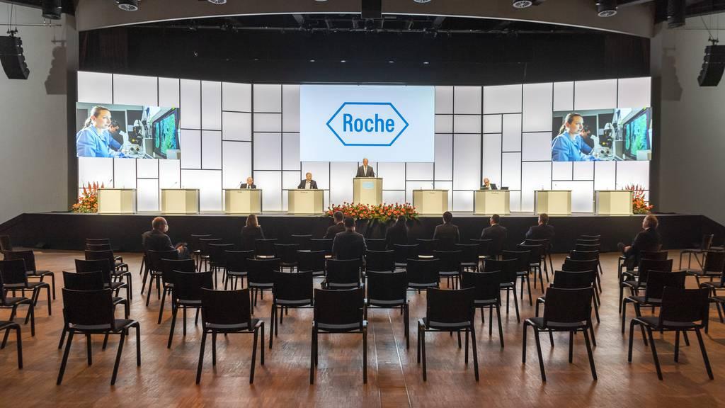 Roche-Generalversammlung: Verwaltungsratsiegt bei Geisterspiel auf ganzer Linie
