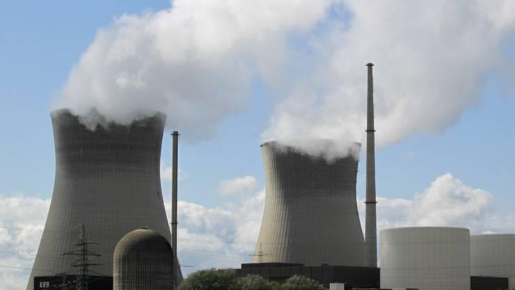 Deutsches Atomkraftwerk in Gundremmingen (Archiv)