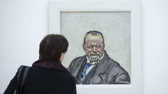 Die Ausstellung der Fondation Beyeler konfrontiert die Besucher mit Hodler pur