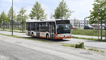Die neue Buslinie nach Attisholz Süd wurde rasch realisiert. Die Wasserämter Tangentiallinie muss noch warten.