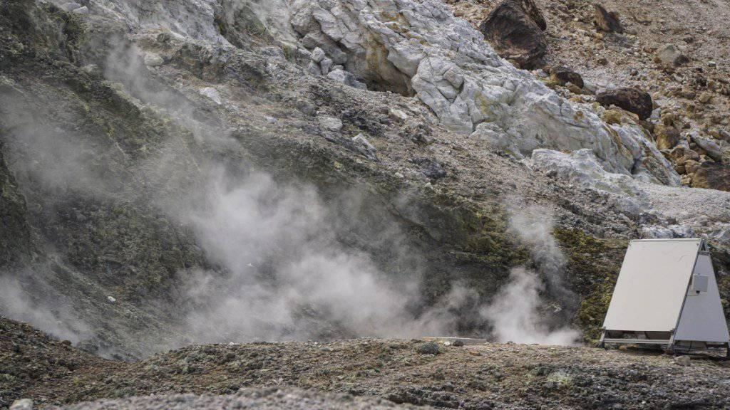 Die Phlegräischen Felder bei Neapel sind ziemlich aktiv. Einer Studie zufolge bereitet sich der Supervulkan auf einen neuen Mega-Ausbruch vor. Wann dieser eintritt, ist aber unklar.