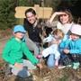 Baumpflanzaktion für Kinder
