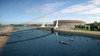 Rostow am Don, Kaliningrad und Nischni Nowgorod: In diesen Stadien bestreitet die Schweiz ihre Gruppenspiele