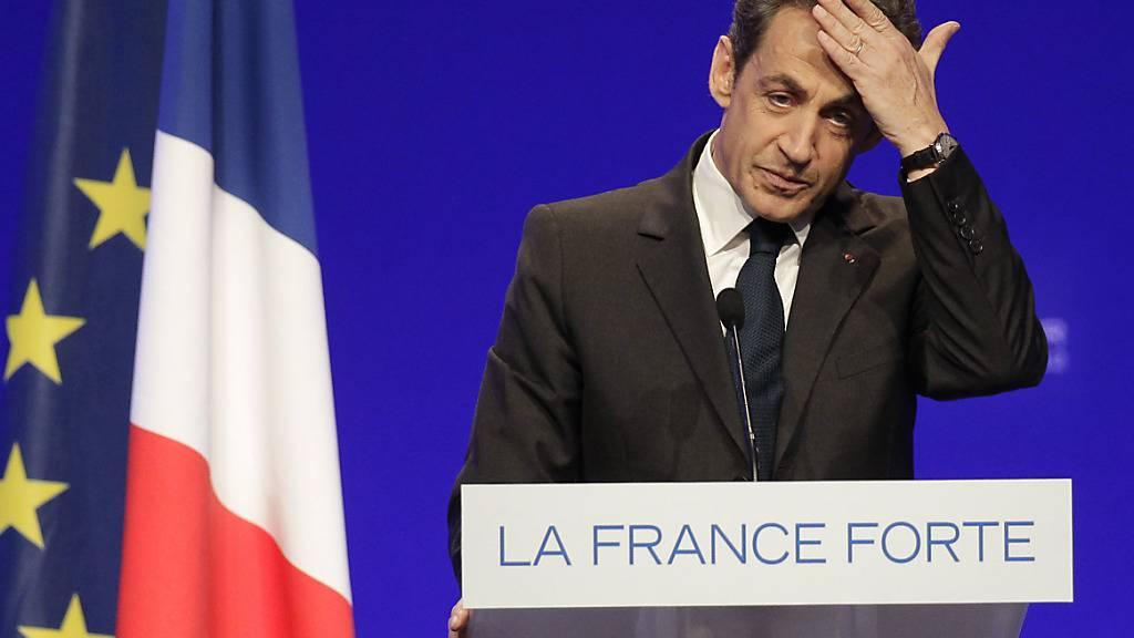 Neuer Prozess gegen Ex-Staatschef Nicolas Sarkozy begonnen
