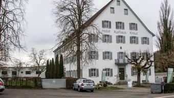 Kurhaus Kreuz in Mariastein