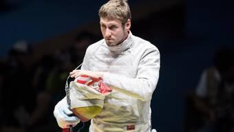 Fecht-Europameister Max Hartung boykottiert die Olympischen Spiele.