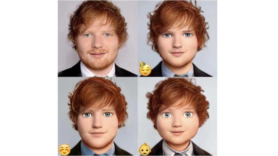 Voilà Al Artist - Ed Sheeran