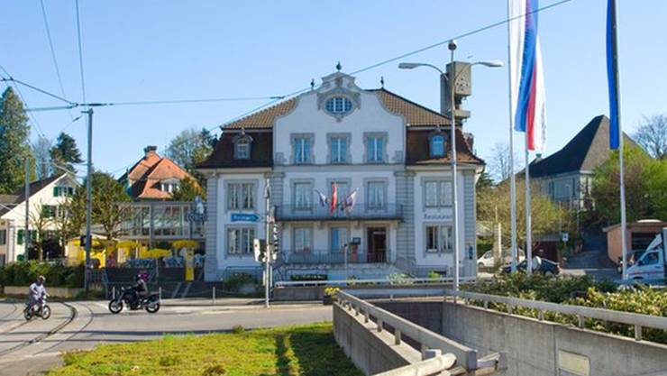 Das Hotel Löwen soll eigentlich zur Gemeindeverwaltung umgebaut werden, doch das Projekt blieb stecken.