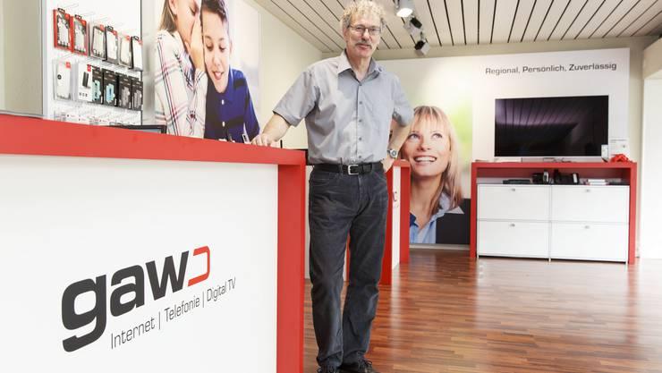 GAW Shop bei Expert Allemann Gerlafingen: Joerg Mischler, Verkaufsberater