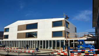 Neues Schulhaus Kestenholz