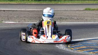 Dario Palazzolo: Schweizer Kart-Meisterschaft 2020