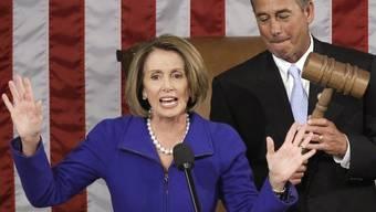John Boehner löst Nancy Pelosi ab