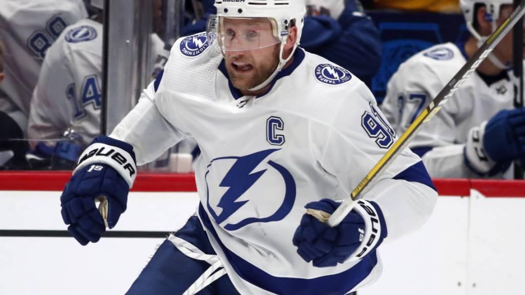 Tampa Bay Lightning siegen bei Stamkos' Rückkehr